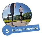 Running Hors stade