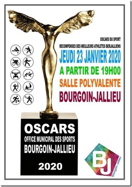 Urgent Oscars Du Sport Le 23 01 Csbj Athletisme